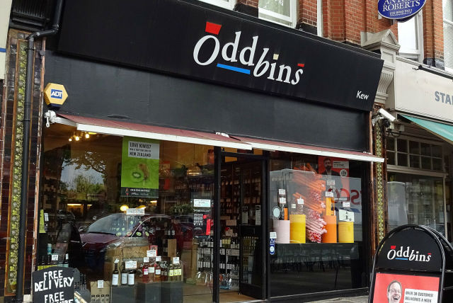 Oddbins owner calls in administrators, putting hundreds of jobs at risk