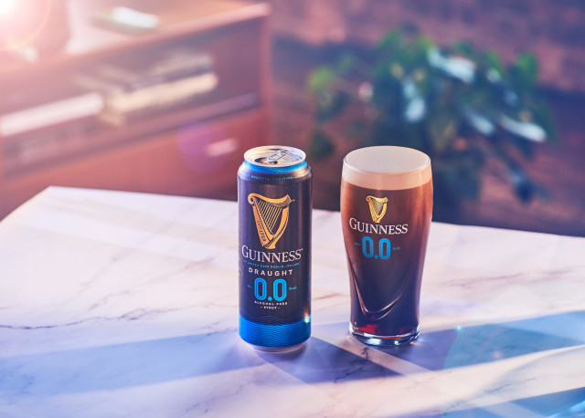 Guinness Announces New, Non-Alcoholic Stout, Guinness 0.0